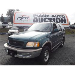 L6 --  1998 FORD EXPEDITION  , Green , 179846  KM's