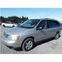 M1 --  2004 FORD FREESTAR  , Grey , 153483  KM's