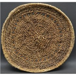HUALAPAI INDIAN BASKETRY TRAY