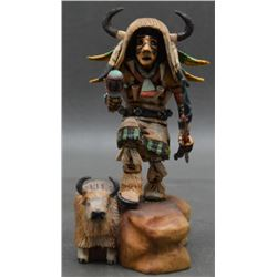 HOPI INDIAN KACHINA (HOWARD)
