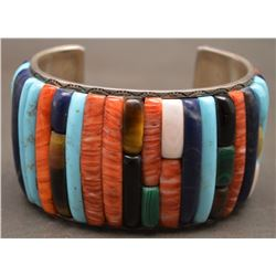 OTTAWA INDIAN BRACELET (CARLOS EAGLE)