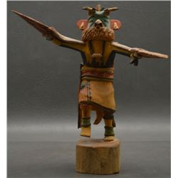 HOPI INDIAN KACHINA (LANZA)