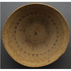 PANAMINT INDIAN BASKETRY BOWL