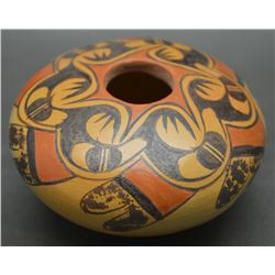 HOPI INDIAN POTTERY SEED JAR (NAMPEYO)