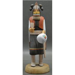 HOPI INDIAN KACHINA (SHUPLA)