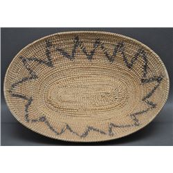 CALIFORNIA MISSION INDIAN BASKET