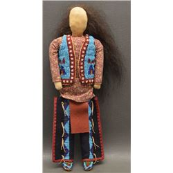SIOUX INDIAN DOLL