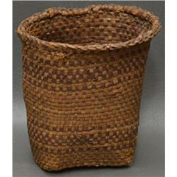 NORTHWEST COAST TLINGIT INDIAN BASKET