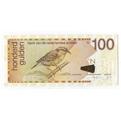 Bank van de Nederlandse Antillen. 2008. Issued Note.