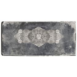 Security Bank Note Co. ND. Printing Plate for Color Chart.