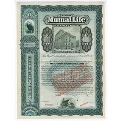 Mutual Life Insurance Co. of New York Reissued in 1933 With Gold Clause.