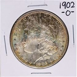 1902-O $1 Morgan Silver Dollar Coin Amazing Toning