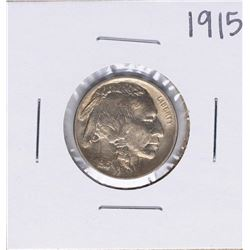 1915 Buffalo Nickel Coin