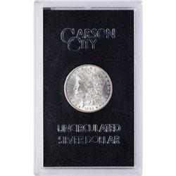 1884-CC $1 Morgan Silver Dollar Coin Uncirculated GSA