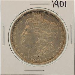 1901 VAM6 $1 Morgan Silver Dollar Coin