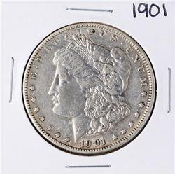 1901 $1 Morgan Silver Dollar Coin