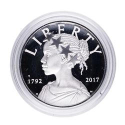 2017-P American Liberty Proof Medal
