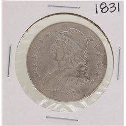 1831 O-103 Capped Bust Half Dollar Coin