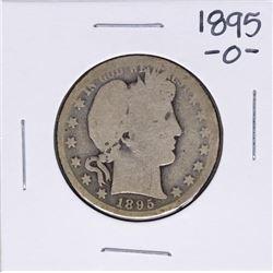 1895-O Barber Half Dollar Coin