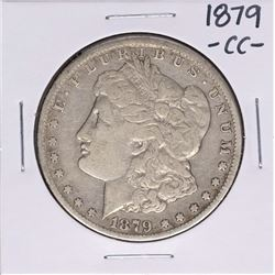 1879-CC $1 Morgan Silver Dollar Coin