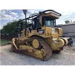 2017 CATERPILLAR D6T XL