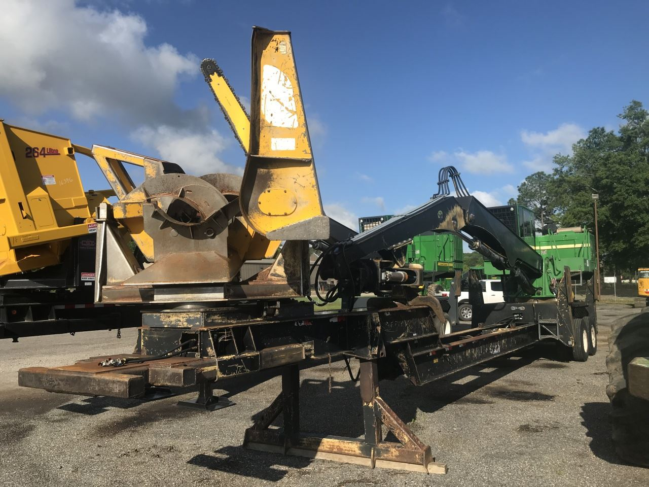 JOHN DEERE 437D - J M  Wood Auction Company, Inc