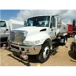 2006 INTERNATIONAL 4300 WATER TRUCK, VIN/SN:1HTMMAAN76H258566 - S/A, IHC DT466 ENGINE, ALLISON A/T,