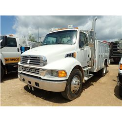 2005 STERLING MECHANICS TRUCK, VIN/SN:2FZACFCSX5AU73723 - S/A, MERCEDES DIESEL ENGINE, ALLISON A/T,