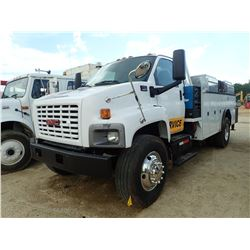 2005 GMC 8500 MECHANICS TRUCK, VIN/SN:1GDP8G1C15F504011 - S/A, CAT C7 DIESEL ENGINE, ALLISON A/T, RE