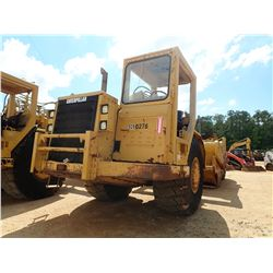 CAT 621F MOTOR SCRAPER, VIN/SN:4SK00276 - CANOPY, 33.25-29 TIRES, METER READING 1,753 HOURS (SHOWING