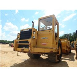 CAT 621F MOTOR SCRAPER, VIN/SN:4SK00120 - CANOPY, 33.25-29 TIRES, METER READING 3,689 HOURS