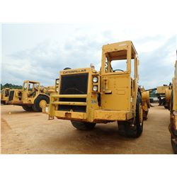CAT 621B MOTOR SCRAPER, VIN/SN:45P03962 - CANOPY, 29.5-29 TIRES, METER READING 5,530 HOURS