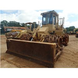 CAT 815B COMPACTOR, VIN/SN:15Z01397 - BLADE, CAB, A/C