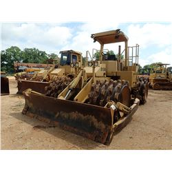 CAT 815B COMPACTOR, VIN/SN:17Z01314 - BLADE, CANOPY