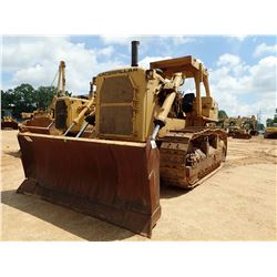 CAT D9H CRAWLER TRACTOR, VIN/SN:90V09003 - CUSHION BLADE, CANOPY
