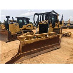 2017 CAT D6T XL CRAWLER TRACTOR, VIN/SN:NDY00203 - V BLADE, DIFF STEER, GRADE CONTROL, ALLIED H6H WI