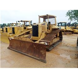 2005 CAT D6N LGP CRAWLER TRACTOR, VIN/SN:ALY01780 - 6 WAY BLADE, DIFF STEER, SYSTEM 1 U/C, CANOPY, M