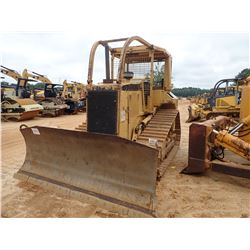 CAT D5M XL CRAWLER TRACTOR, VIN/SN:6GN00971 - 6 WAY BLADE, FTC, CANOPY, SWEEPS, SCREENS, METER READI