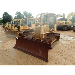DRESSER TD-8H CRAWLER TRACTOR, VIN/SN:36083 - 6 WAY BLADE, CAB, A/C, SWEEPS, SIDE & REAR SCREENS, ME