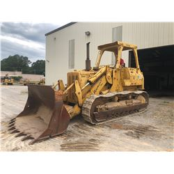 CAT 977L CRAWLER LOADER, VIN/SN:14X936 - BUCKET, CANOPY, RIPPER (SELLING ABSENTEE, LOCATED AT 10527