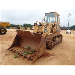 CAT 963 CRAWLER LOADER, VIN/SN:29S01204 - BUCKET, CAB