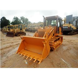 CASE 1155E CRAWLER LOADER, VIN/SN:JAK0009857 - MP BUCKET, WINCH, CAB, A/C