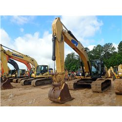"2012 CAT 329EL HYDRAULIC EXCAVATOR, VIN/SN:PLW00361 - 10' STICK, 36"" BUCKET, REAR CAMERA, CAB, A/C,"