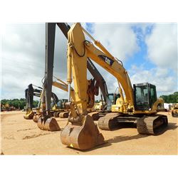 "2006 CAT 324DL HYDRAULIC EXCAVATOR, VIN/SN:LAB00281 - 9'-6"" STICK, 42"" BUCKET, THUMB, CAB, A/C, METE"