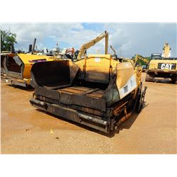 2008 LEEBOY L7000T ASPHALT PAVER, VIN/SN:49879 - DIESEL ENGINE, 8'-13' SCREED, METER READING 1,903 H