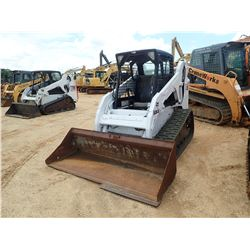 2006 BOBCAT T190 SKID STEER LOADER, VIN/SN:531612756 - CRAWLER, BUCKET, CANOPY, METER READING 3,874