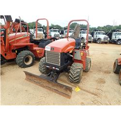 DITCH WITCH RT40 TRENCHER, VIN/SN:C70001709 - 4X4, DITCH WITCH H314 TRENCHER ATTACH, ROLL BAR, METER