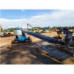 GENIE S80 MANLIFT, VIN/SN:S8003562 - 500LB MAX CAPACITY, 80' MAX PLATFORM HEIGHT, METER READING 4,27