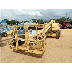 GROVE MZ46C MANLIFT, VIN/SN:250237 - 4X4, 500# CAP, METER READING 616 HOURS (COUNTY MACHINE)