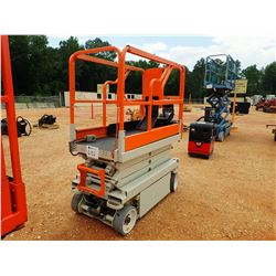 JLG SCISSOR LIFT ELECTRIC (B-2)
